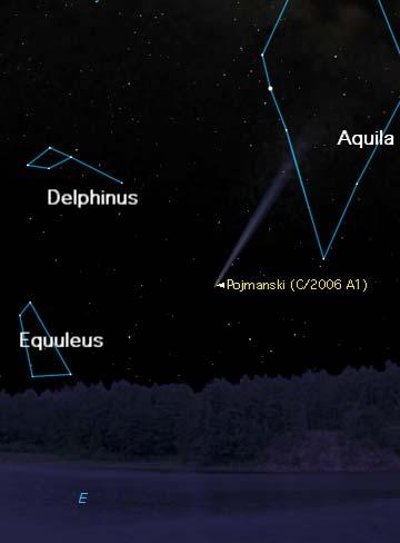 Comet Pojmanski