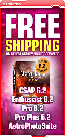 FREE Shipping on Select Starry Night® Products