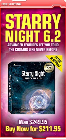 Starry Night 6.2 with FREE shipping!