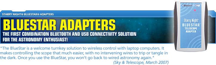 BlueStar Adapters