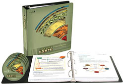 The Layered Earth, Binder Set